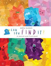 CAN YOU FIND IT? by Surya Sajnani