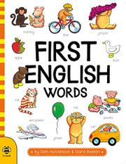 FIRST ENGLISH WORDS by Sam Hutchinson