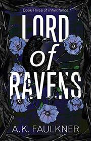 LORD OF RAVENS Cover