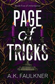 PAGE OF TRICKS Cover