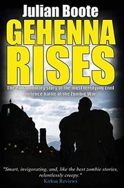 GEHENNA RISES Cover