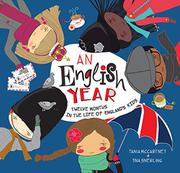 AN ENGLISH YEAR by Tania McCartney