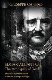 Edgar Allan Poe  by Giuseppe Cafiero