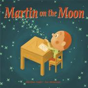 Book Cover for MARTIN ON THE MOON