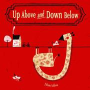 Cover art for UP ABOVE AND DOWN BELOW