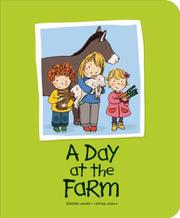 A DAY AT THE FARM by Séverine Cordier
