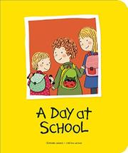 A DAY AT SCHOOL by Séverine Cordier
