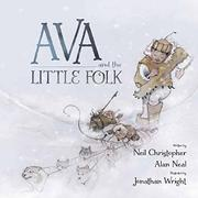 Cover art for AVA AND THE LITTLE FOLK
