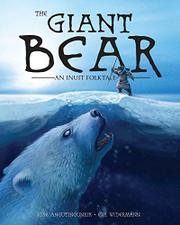 Cover art for THE GIANT BEAR