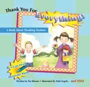 THANK YOU FOR EVERYTHING by Pia Shlomo