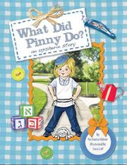WHAT DID PINNY DO? by Nechama Sittner