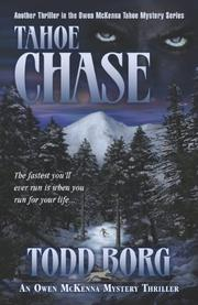 TAHOE CHASE by Todd Borg