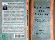 MYSTICISM AND MEANING by Alex S.  Kohav