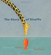 THE STORY OF GIRAFFE by Ronald Hermsen