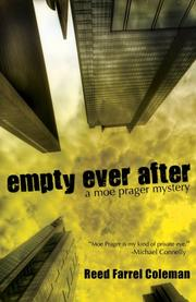 Cover art for EMPTY EVER AFTER
