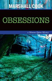 OBSESSIONS by Marshall Cook