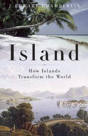 ISLAND by J. Edward Chamberlin