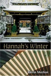 Cover art for HANNAH'S WINTER