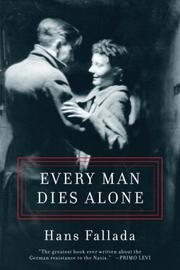Cover art for EVERY MAN DIES ALONE
