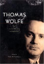THOMAS WOLFE by Ted Mitchell