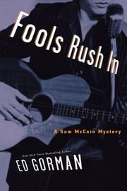 Cover art for FOOLS RUSH IN