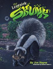 Cover art for THE LOVESICK SKUNK