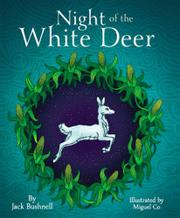 Cover art for NIGHT OF THE WHITE DEER