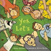 Cover art for YES, LET'S