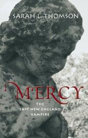 MERCY by Sarah L. Thomson