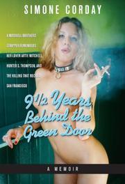 9 1/2 YEARS BEHIND THE GREEN DOOR Cover