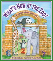 Cover art for WHAT'S NEW AT THE ZOO