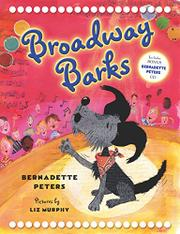 Cover art for BROADWAY BARKS