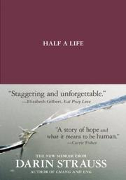 Cover art for HALF A LIFE
