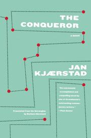 Cover art for THE CONQUEROR