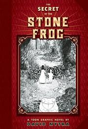 Cover art for THE SECRET OF THE STONE FROG