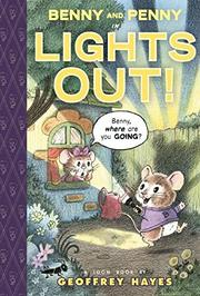 Cover art for BENNY AND PENNY IN LIGHTS OUT