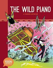 THE WILD PIANO by Fred