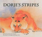 DORJE'S STRIPES by Anshumani Ruddra