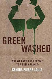 Cover art for GREEN WASHED