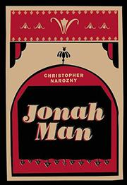 Cover art for JONAH MAN