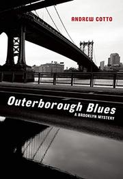 Book Cover for OUTERBOROUGH BLUES