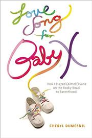 Book Cover for LOVE SONG FOR BABY X