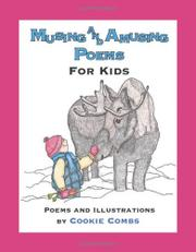 Cover art for MUSING AND AMUSING POEMS FOR KIDS