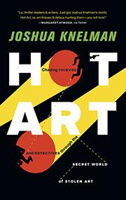 Book Cover for HOT ART