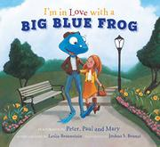 Book Cover for I'M IN LOVE WITH A BIG BLUE FROG