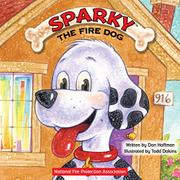 SPARKY THE FIRE DOG by Don Hoffman