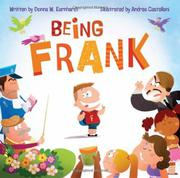 Cover art for BEING FRANK