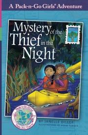 Mystery of the Thief in the Night by Janelle Diller