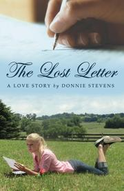 THE LOST LETTER by Donnie H Stevens