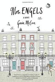 MRS. ENGELS by Gavin McCrea